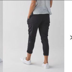 Lululemon Street to Studio Black Pants